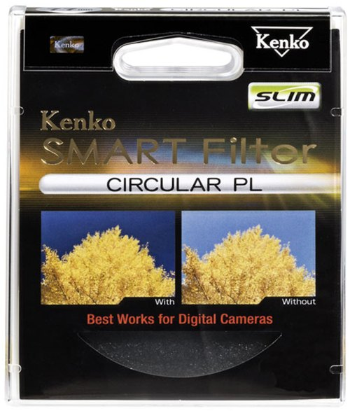 Kenko Kenko 40.5mm Smart Circular Polarising Filter