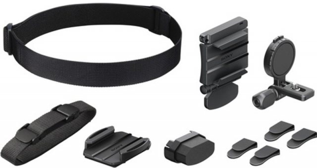 Sony Sony BLT-UHM1 Universal adjustable headband mount for Action Cam