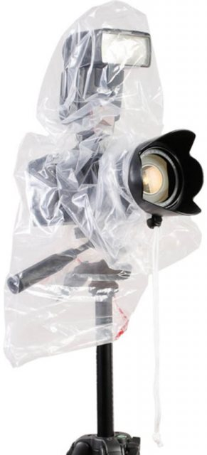OpTech OpTech Rainsleeve Flash x2