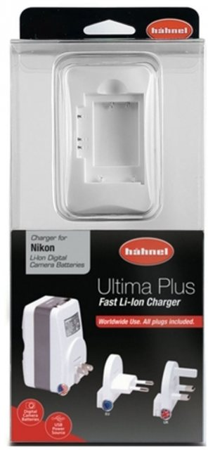 Hahnel Hahnel Ultima Plus Charger, Nikon Type