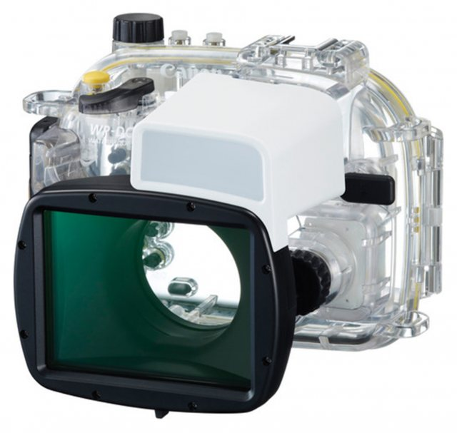 Canon Canon WP-DC53 Waterproof Case for G1X Mark II