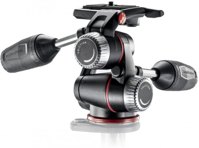 Manfrotto Manfrotto MHXPRO-3W X-Pro 3-Way Head