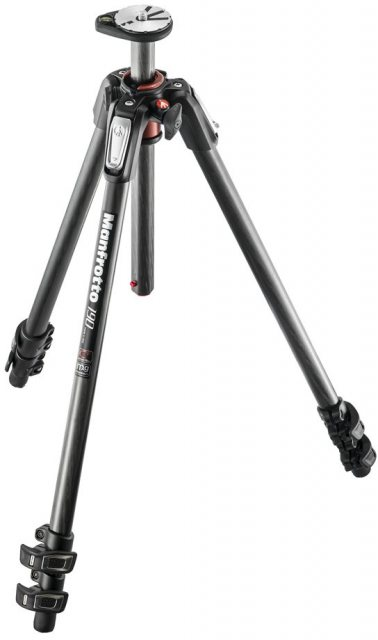 Manfrotto Manfrotto MT190CXPRO3 Carbon Fibre 3-section tripod legs