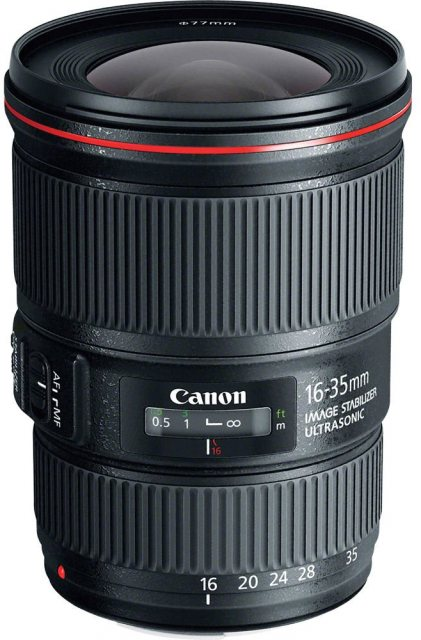 Canon Canon EF 16-35mm f4L IS USM