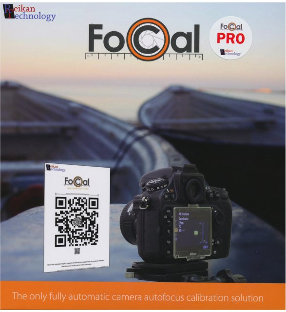 Focal FoCal Pro with Target