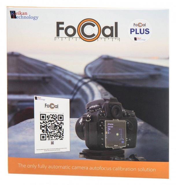 Focal FoCal Plus with Target