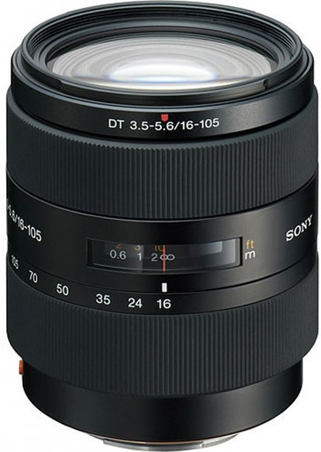 Sony Sony 16-105mm F3.5-5.6 DT lens