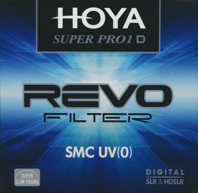 Hoya Hoya 55mm Revo SMC UV Filter