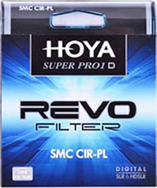 Hoya Hoya 82mm Revo SMC Circular Polarising Filter