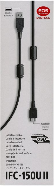 Canon Canon IFC-150U II Interface Cable USB 3