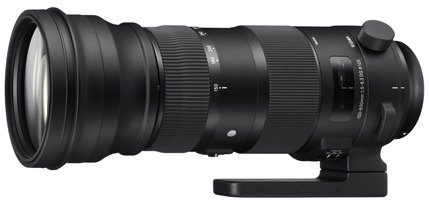 Sigma Sigma 150-600mm f5-6.3 DG OS HSM Sport for Canon EOS