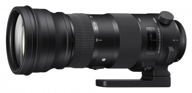 Sigma Sigma 150-600mm f5-6.3 DG OS HSM Sport for Nikon