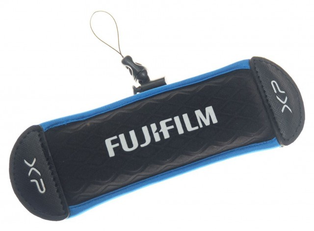 Fujifilm Fujifilm Blue Floating Strap