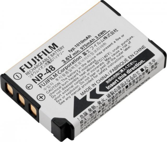 Fujifilm Fujifilm NP-48 Lithium-Ion Rechargeable Battery