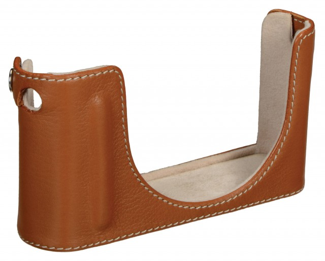 Leica Leica Protector for D-Lux (Typ 109), leather, cognac
