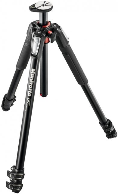 Manfrotto Manfrotto MT055XPRO3 Aluminium Tripod 3 Leg Section