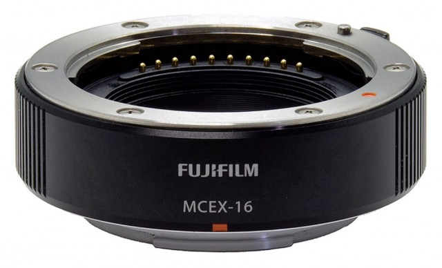 Fujifilm Macro Extension Tube 16mm - MCEX-16