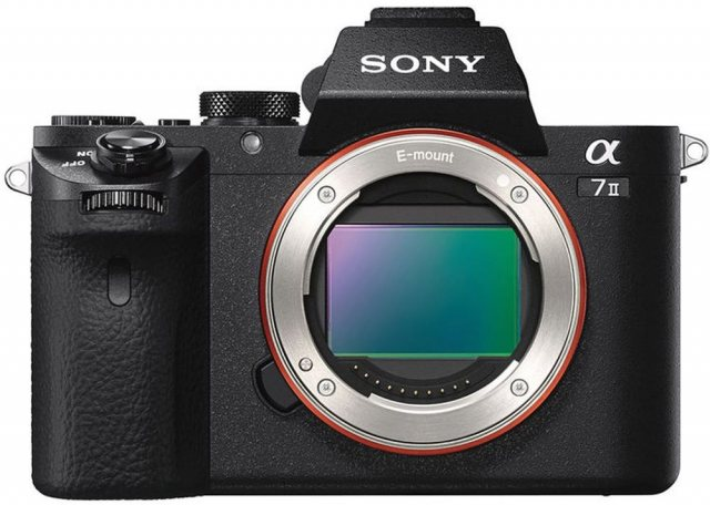 Sony Sony Alpha 7 MkII body