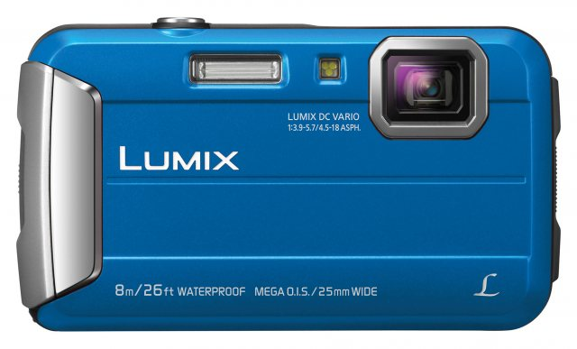 Panasonic Panasonic Lumix DMC-FT30, Blue