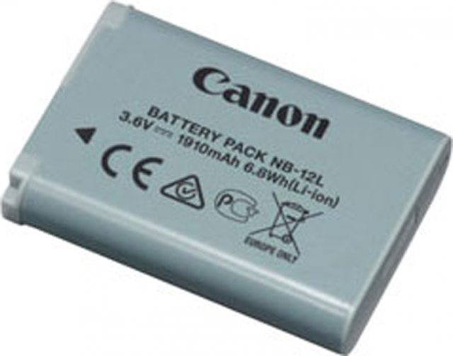 Canon Canon NB-12L Battery Pack