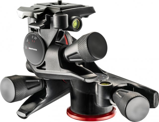Manfrotto Manfrotto X-Pro Geared Head