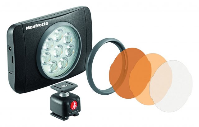Manfrotto Manfrotto Lumie Series Muse LED Light