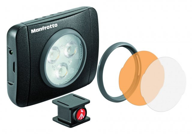 Manfrotto Manfrotto Lumie Series Play LED Light