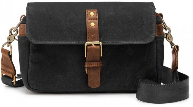 Ona Ona Bowery Shoulder Bag - Black
