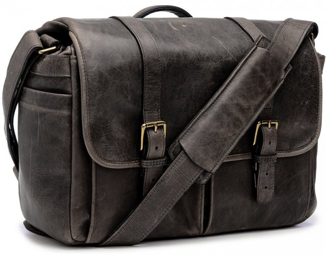 Ona Ona Brixton - Dark Truffle Leather