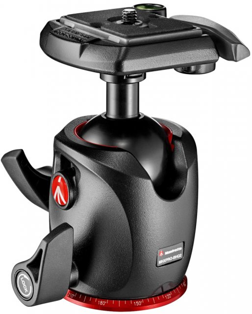 Manfrotto Manfrotto XPRO Magnesium Ball Head with 200PL plate