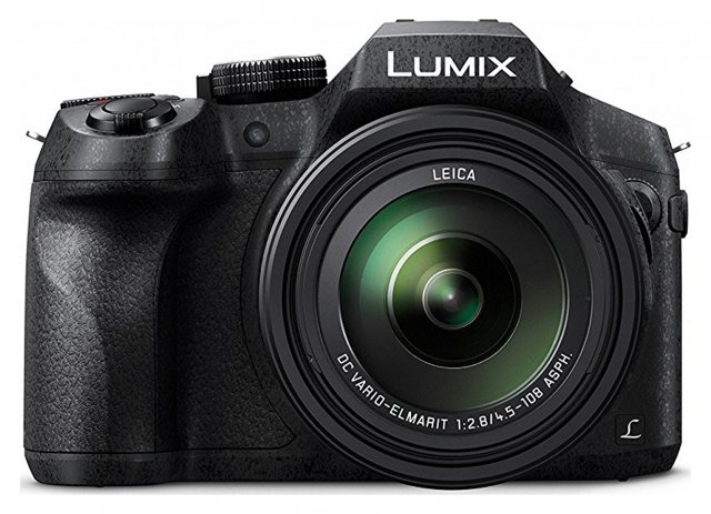 Lumix Panasonic Lumix DMC-FZ330 Digital Camera