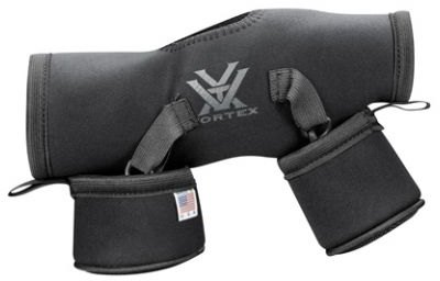 Vortex Vortex Razor HD 50 Black Neoprene Stay-on case, straight