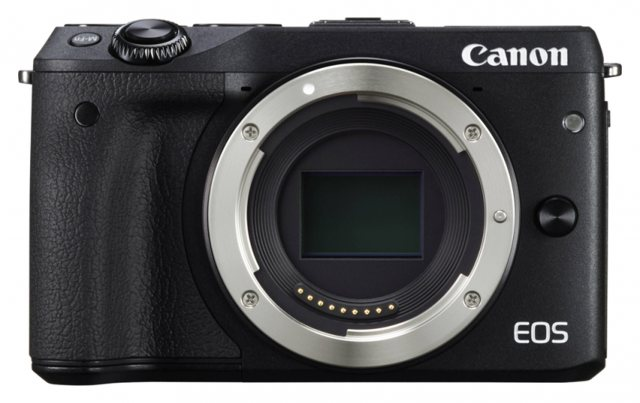 Canon Canon EOS M3 Body Only
