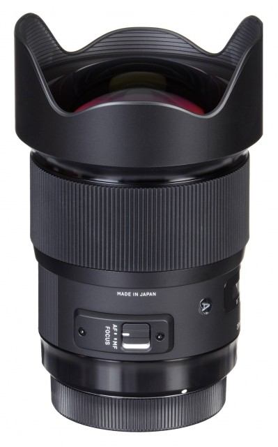 Sigma Sigma 20mm f1.4 DG HSM Art for Canon EOS