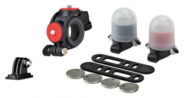 Joby Joby Action Bike Mount and Light Pack