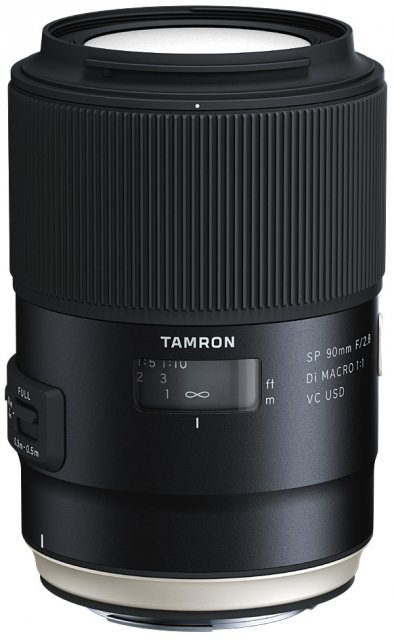 Tamron Tamron 90mm F2.8 VC USD Macro for Canon EOS