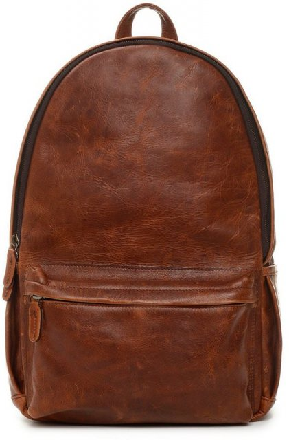Ona Ona Clifton Backpack - Antique Cognac Leather
