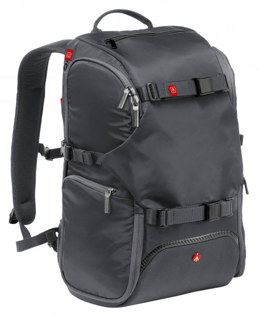 Manfrotto Manfrotto Travel Backpack Grey