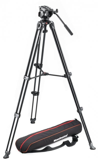 Manfrotto Manfrotto MVK500AM Telescopic Twin Leg Tripod