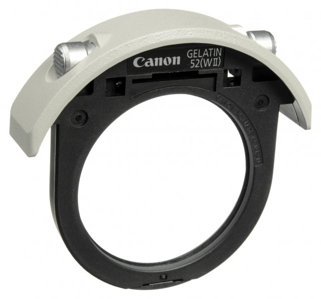Canon Canon 52mm Drop-in gelatin filter holder II