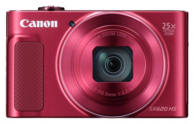 Canon Canon PowerShot SX620 HS Red