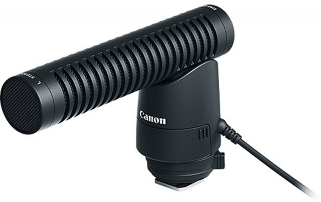 Canon Canon Directional Stereo Microphone DM-E1