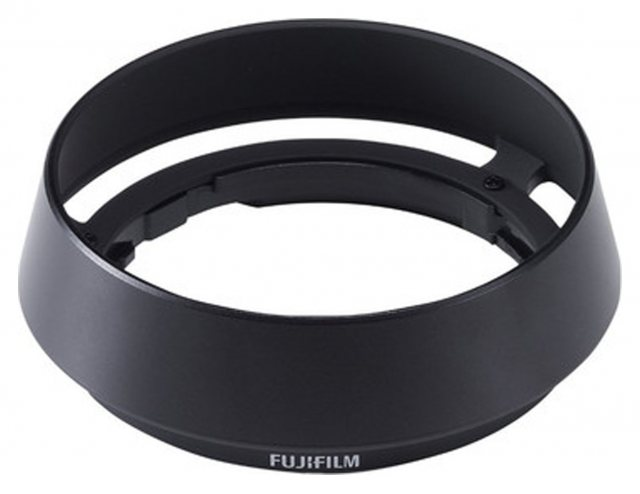 Fujifilm Fujifilm Lens Hood LH-XF35-2 for 23mm & 35mm, Black