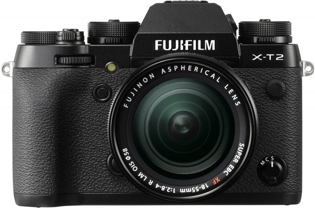 Fujifilm Fujifilm X-T2 Kit with 18-55mm lens