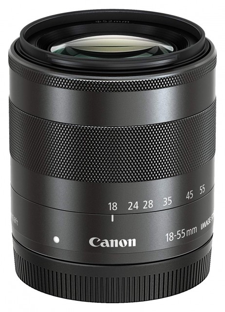 Canon Canon EF-M 18-55mm f3.5-5.6 IS STM