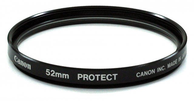Canon Canon 52mm Protection Filter