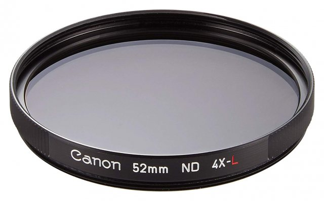 Canon Canon 52mm ND 4L Neutral density x 4