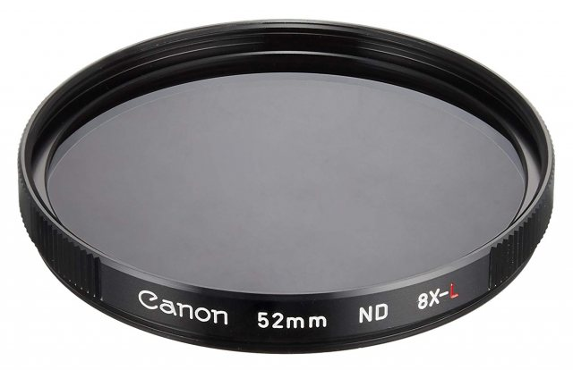 Canon Canon 52mm ND 8L Neutral density x 8
