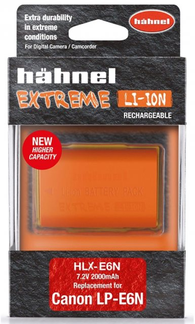 Hahnel Hahnel HLX-E6N 7.2v 2000mah for Canon