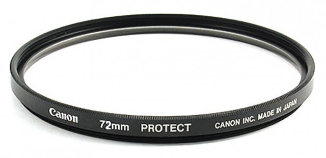 Canon Canon 72mm Regular